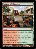 [英語版/NM-]《奔放の神殿/Temple of Abandon》(THS)
