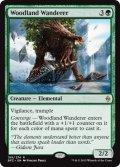 [日本語版/NM-]《放浪する森林/Woodland Wanderer》(BFZ)
