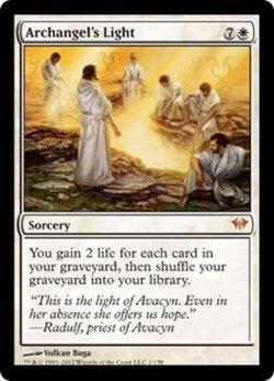 画像1: [英語版]《大天使の光/Archangel's Light》(DKA)
