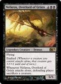 [英語版]《グリクシスの首領、ネファロックス/Nefarox, Overlord of Grixis》(M13)