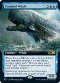 [日本語版]【FOIL/通常】《追われる鯨/Pursued Whale》(M21)※拡張アート版