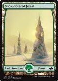 [日本語版]《冠雪の森/Snow-Covered Forest》(MH1)