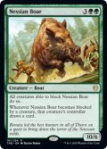 [日本語版]【FOIL/通常】《ネシアンの猪/Nessian Boar》(THB)